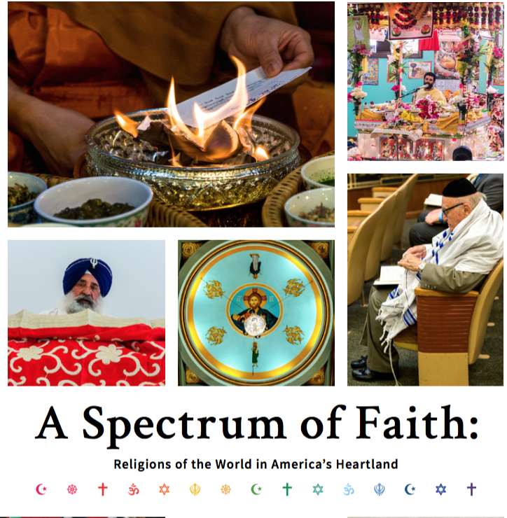 Spectrum of Faith cover